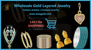 Oro Laminado | Gold Plated Jewelry At Wholesale Price - Shop Now
